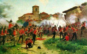 Batalla de Vitoria - Flores en Red