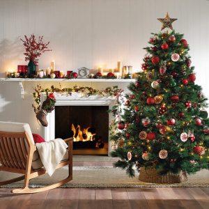 La decoración navideña en nuestros hogares - Flores en Red