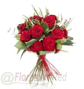 enviar rosas San Valentín, Floristerías de Vitoria Gasteiz, mandar flores San Valentín, comprar rosas Días Enamorados, regalo perfecto San Valentín, mandar flores