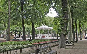 Quiosco Parque de la Florida - Vitoria Gasteiz  Flores en Red