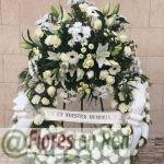 Corona Fúnebre para Difuntos