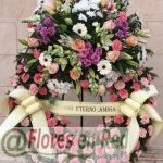 Corona Funeral Rosa