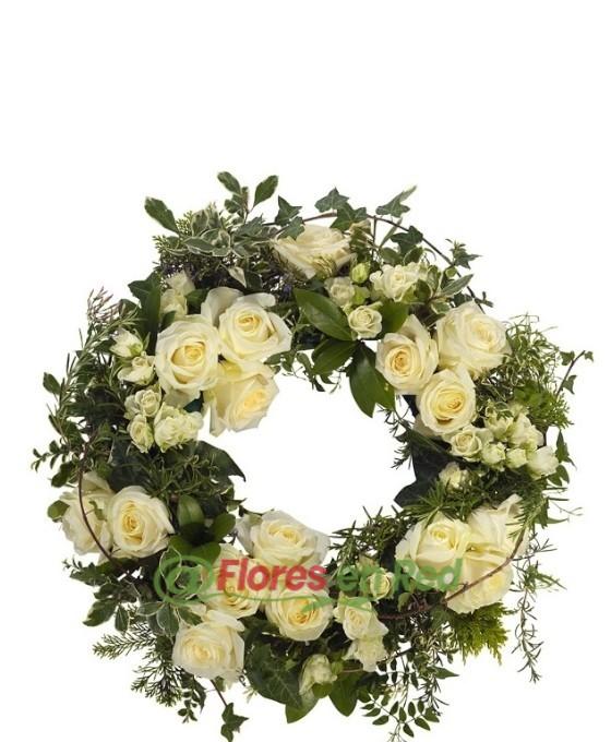 Corona Funeraria Paz