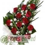 Ramo Funerario 12 Rosas