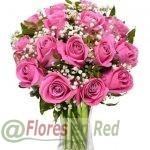 Ramo Rosas Rosadas