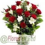 Rosas y Verdes Tropicales Recomendado