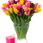 Ramo de 40 Tulipanes