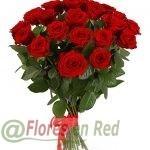 21 Rosas Rojas