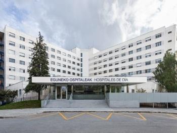 Enviar Flores Hospital Txagorritxu Vitoria