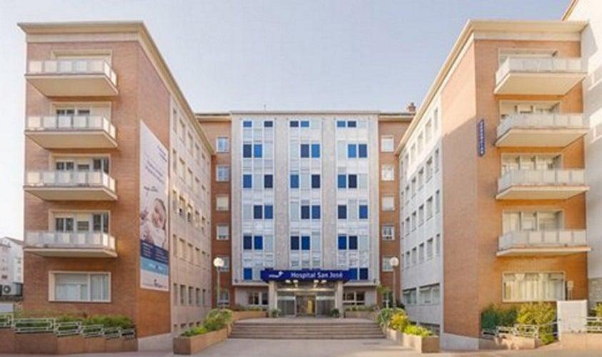 Regalar Flores Hospital Vithas San Jose
